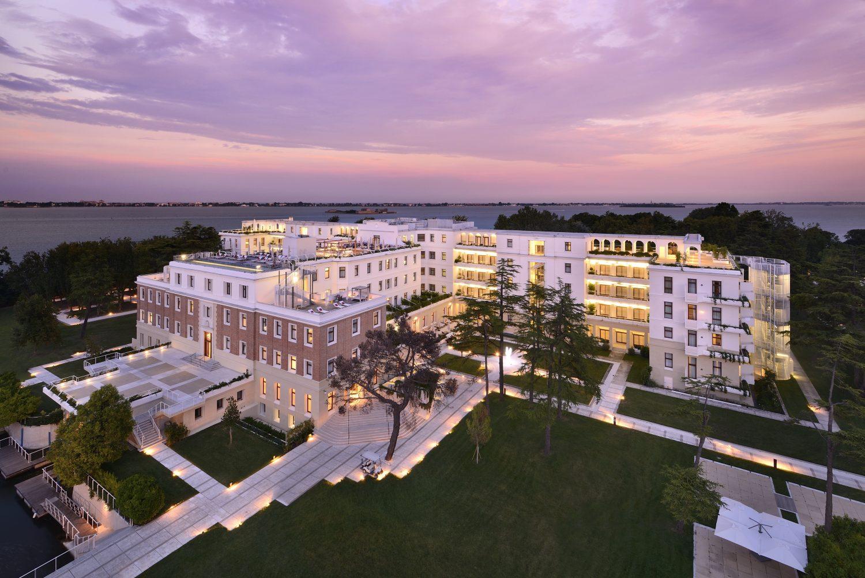 Le JW Marriott Venice Resort &Spa: structure centrale