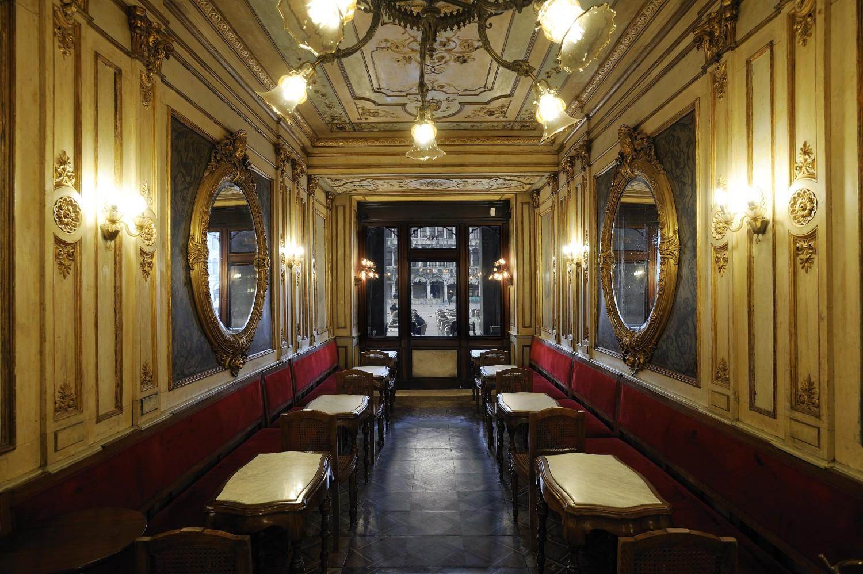 Le l gendaire caf florian - Sala degli specchi ...